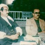 در کنار کاک احمد مفتی زاده